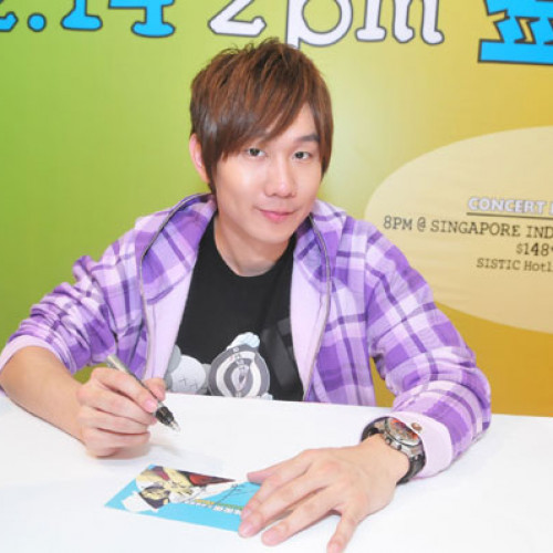 JJ World Tour Autograph Session