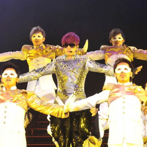 Show Luo World Live Tour