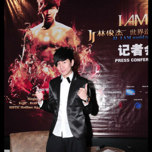 JJ I AM World Tour 2011 Press Conference