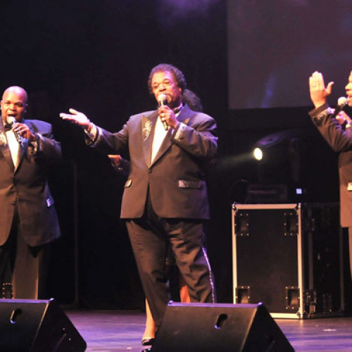 The World Famous Platters Live In Singapore