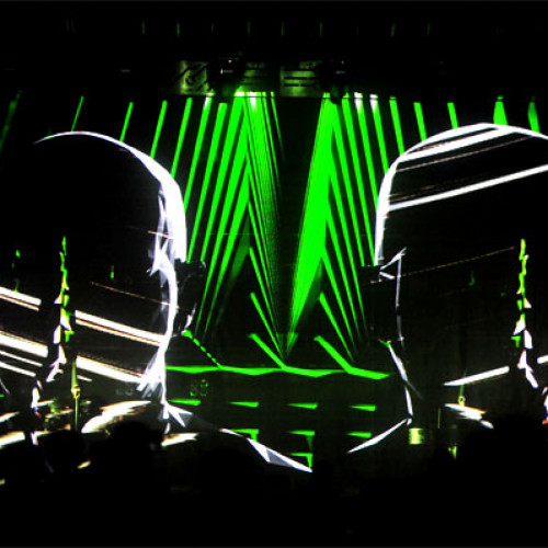 Electric Pet Shop Boys Live