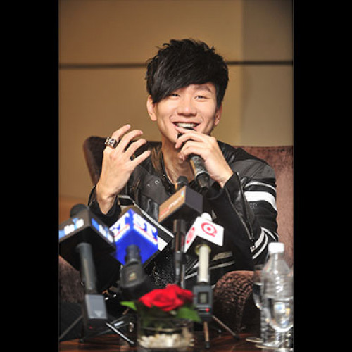 JJ Lin Timeline Press Conference & Autograph Session