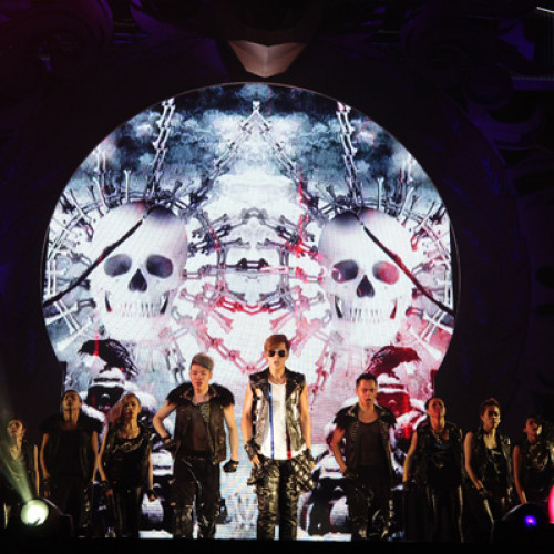 Show Lo 2014 Over The Limit – Dance Soul Returns World Live Tour
