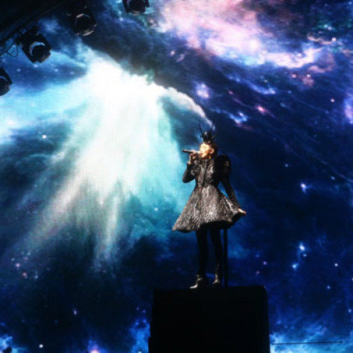 Stefanie Sun 2014 Kepler World Tour