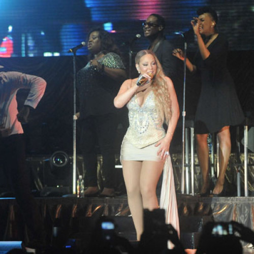 Mariah The Elusive Chanteuse Show