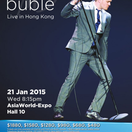 Michael Bublé Live in Hong Kong