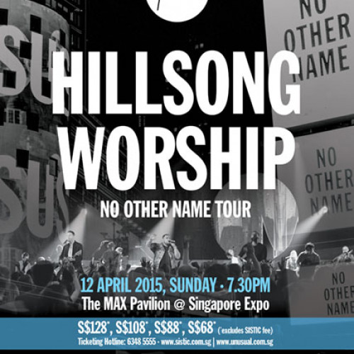 Hillsong Worship No Other Name Tour