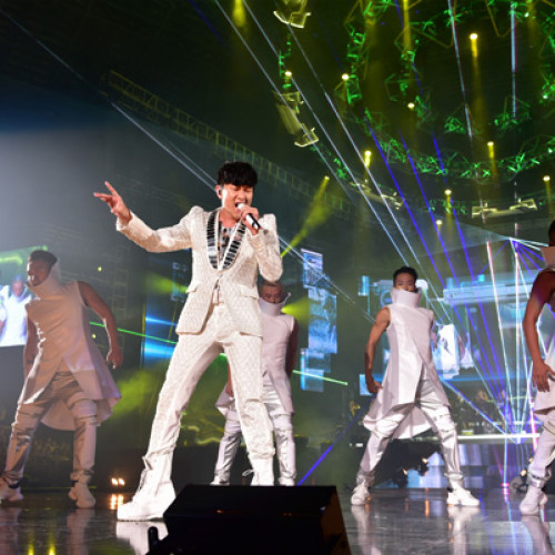 JJ Lin Timeline: Genesis World Tour