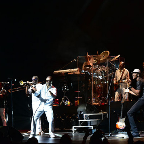 Kool & the Gang Live in Singapore