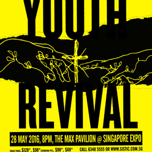 "Hillsong Young & Free ""Youth Revival"" Tour"