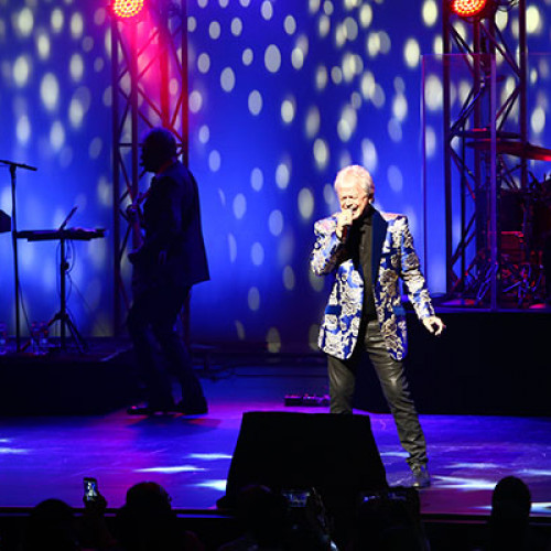 Air Supply Live in Singapore 2017