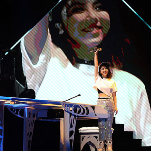 "G.E.M. ""Queen Of Hearts"" World Tour 2017 – Singapore"