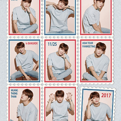 2017 KIM JAE JOONG ASIA TOUR FAN MEETING in Bangkok