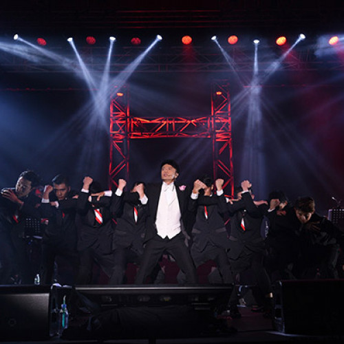 Hacken Lee 30th Anniversary Concert in Singapore