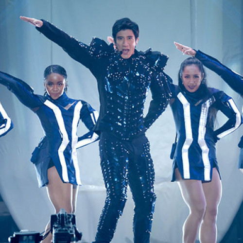 Wang Leehom 'Descendants of the Dragon 2060' World Tour in Singapore