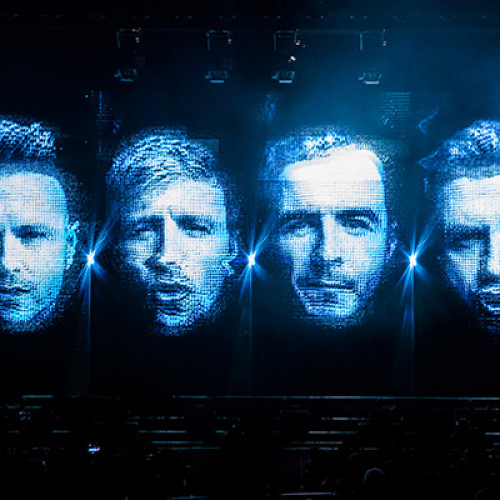 "Westlife ""The Twenty Tour"""